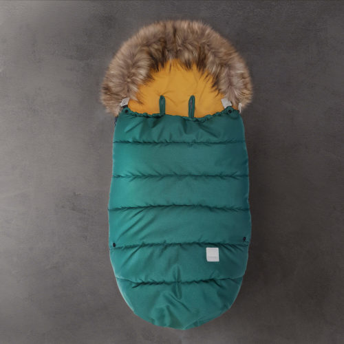 footmuff cybex priam birds of paradise