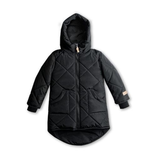 kurtka dla dziecka czarna